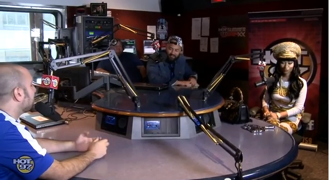"Timbaland at the Breakfast Club: ""Aaliyah would have been ..."