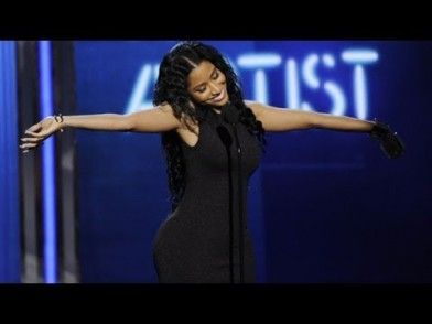 WOW!! Nicki Minaj Talks NEAR DEATH Experience (BET Awards 2014 Acceptance Speech)